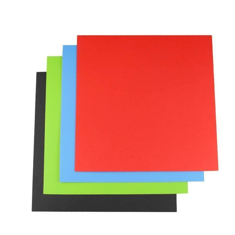 Hot Bed Sticker Tape Build Plate 145/214/220/235/300mm Reusable 3D Printer Kits