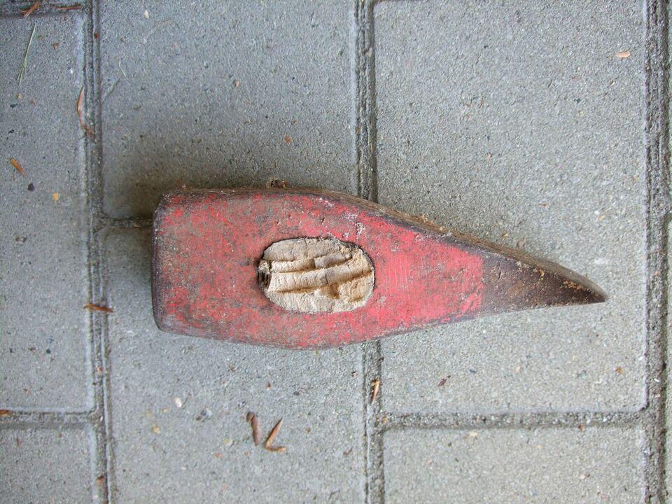 Økse, flækøkse til træ