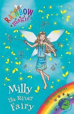 Milly the River Fairy: The Green Fairies Book 6 (Rainbow Magic), Meadows, Daisy,