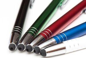 100 Set  Metall-kugelschreiber Wunschgravur GRATIS Neu Metallkugelschreiber