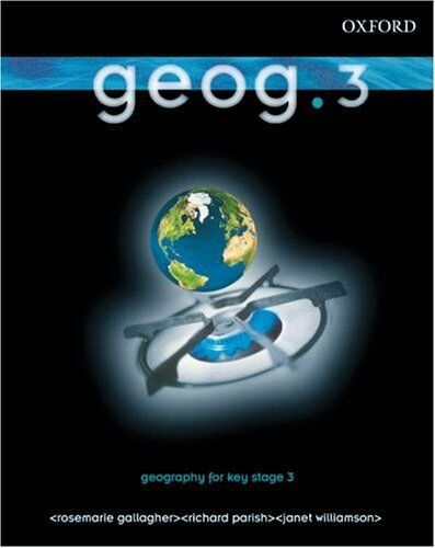 geog.3: Part 3: Student's Book 3: Student's Book Level 3 By RoseMarie Gallagher