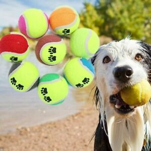 Tennis-Ball-Sports-Tournament-Outdoor-Fun-Cricket-Beach-Dog-Game-S7Z3