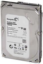 Seagate Barracuda 1TB Hard Drive 7200.14 (7200rpm) SATA 64MB (ST1000DM003)