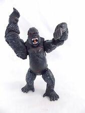 "King Kong 2005 Universal Playmates Toy Posable Figure 6.5"" Open Mouth  #4604"