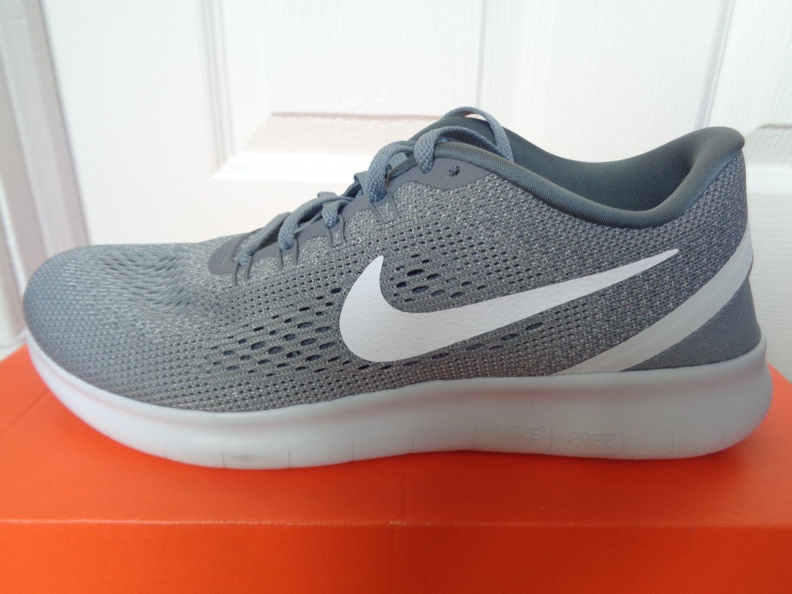 Nike Free RN homme trainers sneakers 831508 013 uk 7 eu 41 us 8 NEW+BOX