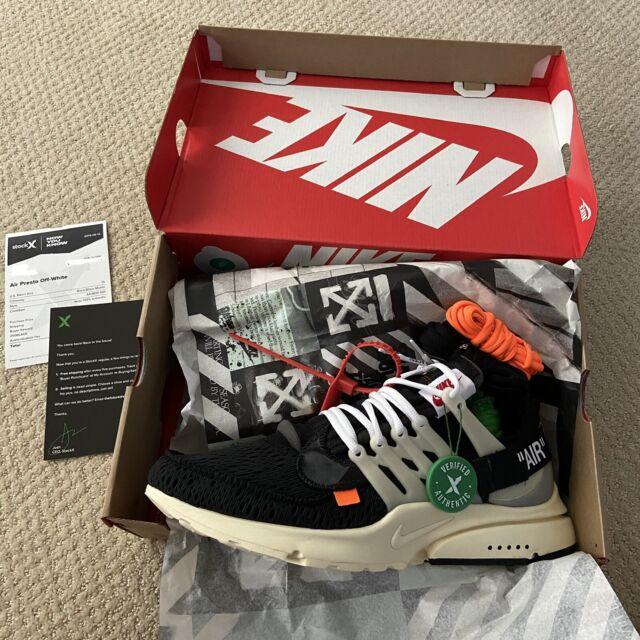 off White Nike Air Presto The Ten OG