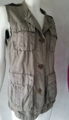 Tgl Donna Con 38 Water ´ Nuovo Lino O Polo Gilet Reed Marc wIyfqvpcn