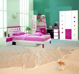 3D-Sea-Beach-64-Floor-WallPaper-Murals-Wall-Print-5D-AJ-WALLPAPER-AU-Lemon