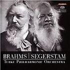 Brahms: Symphony No. 1; Segerstam: Symphony No. 288 (2016)