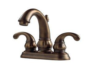 Price Pfister F048 Dv00 Treviso Double Handle Bath Faucet Velvet Aged Bronze Ebay