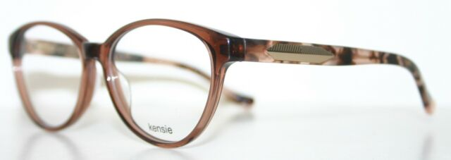 Kensie Eyeglasses Stellar Brown 51mm | eBay