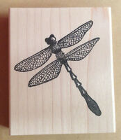 Mounted Rubber Stamps, Dragonfly Stamps, Dragonflies, Nature Stamp, Stamping