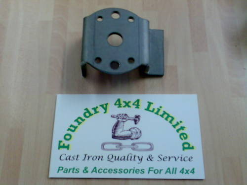 support rh da4514 Land Rover Discovery 1 essieu avant printemps fixation