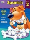 Spanish Workbook, Grade 2 by Carson-Dellosa Publishing, Brighter Child (Paperback / softback, 2015)