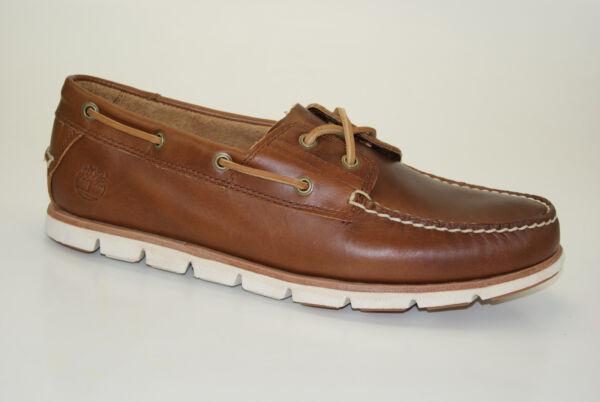 2019 Nuevo Estilo Timberland Tidelands 2-eye Boat Deck Zapatos Vela Zapatos Caballero Zapato Bajo A1bhl-ver Embalaje De Marca Nominada