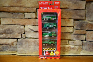 Tonka-Trucks-Die-Cast-Collection-City-Fire-Department-7-Pack-60th-Anniversary