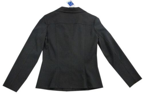 140,152,164,176 EISEND Giacca Blazer Elegante abito 1-Reihig elegante ragazza NERO MIS