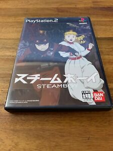 Steamboy, Sony, Playstation 2, PS2, NTSC, JAP very good condition !!!