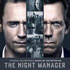 The Night Manager [Original Television Soundtrack] by Victor Reyes (CD, Apr-2016, Silva Screen)