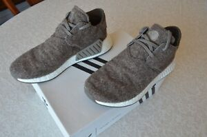 the latest d1736 da2ee Details about Adidas X Wings + Horns NMD C2 Brown Felt Sz 10 US