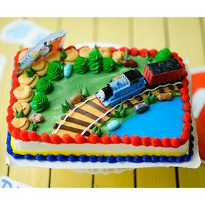 Thomas-And Coal Car Cake Topper by DecoPac New! Fast ...