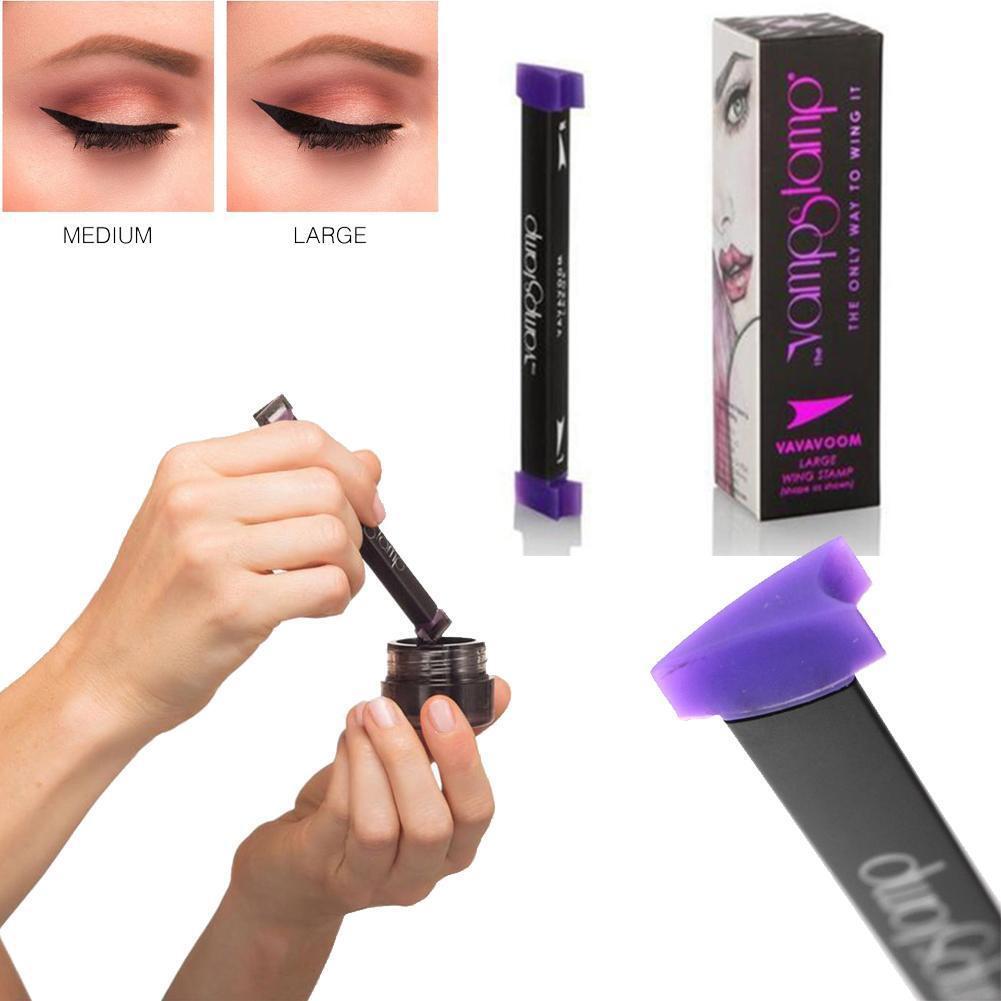 Eyeliner Stempel
