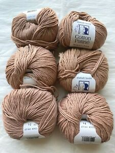 Elsebeth Lavold Cotton Patine 110 Meters Champagne Rose Yarn Made in Italy