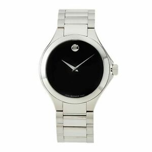 Movado 0607310 Men's Defio Black Quartz Watch