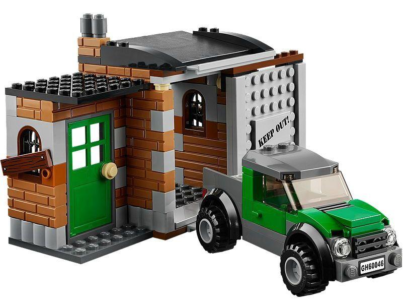 LEGO® City 60046 Verfolgung mit mit mit dem Polizei-Hubschrauber NEU OVP NEW MISB NRFB 987441