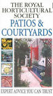 Patios and Courtyards by Royal Horticultural Society (Paperback, 2001)