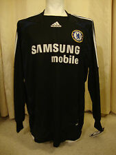 Chelsea 2007 - 2008 Player Issue Adidas Formotion Goalkeeper Shirt BNWT - CECH