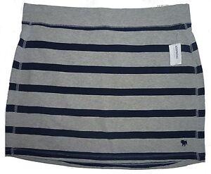 Womens-AEROPOSTALE-Striped-Knit-Bulldog-Skirt-NWT-2331
