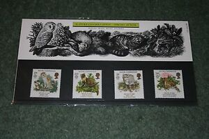 Royal Mail Presentation Pack 171 039Europa  Endangered Species039  1986 MNH - <span itemprop=availableAtOrFrom>Abergavenny, United Kingdom</span> - Royal Mail Presentation Pack 171 039Europa  Endangered Species039  1986 MNH - Abergavenny, United Kingdom