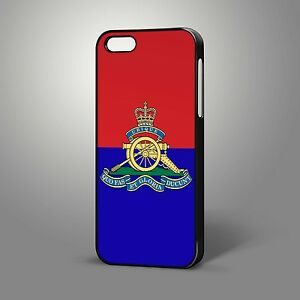 huge selection of 7780d 69f28 Details about THE ROYAL REGIMENT OF ARTILLERY PERSONALISED PHONE CASE  IPHONE 4/4S/5/5C/6/7/8/X
