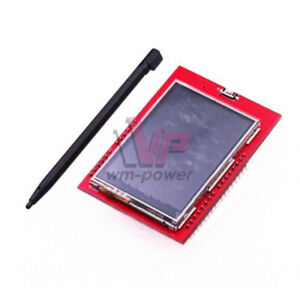 2.4 Inch TFT LCD Touch Screen Module 320*240 LCD Shield for Arduino UNO Mega2560