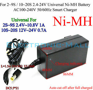 AC100-240V-1A-2S-9S-10S-20S-2-4-24V-Universal-Ni-MH-Battery-Pack-Smart-Charger