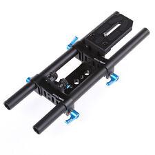 FOTGA 15mm Rail Rod Schienen-Rod Support for Follow Focus 5D Mark III II Camera