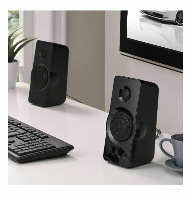 BlackWeb 9.9 Powerful Multi-Media PC Speaker System (BWA9HO119