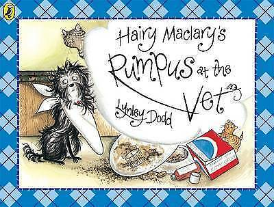 1 of 1 - Hairy Maclary's Rumpus At The Vet by Lynley Dodd (Paperback) - Brand New