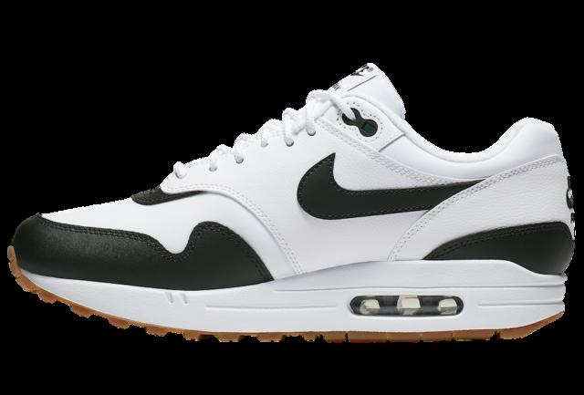 Size 8 - Nike Air Max 1 Black Gum