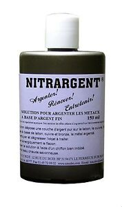 ARGENTURE A FROID NITRARGENT 150 ml
