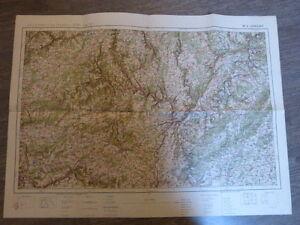 carte d'état major longwy ww2 (c11) s7nLVx2n-09121211-645852150
