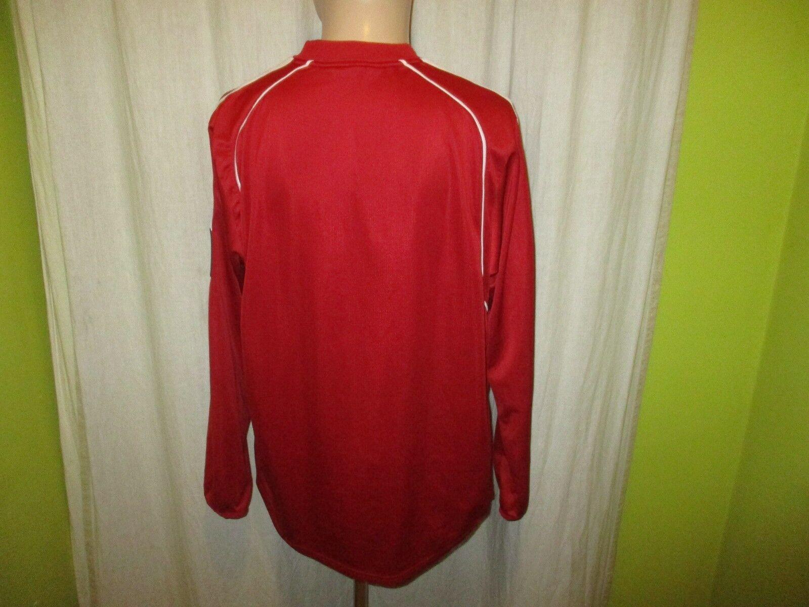 1.FC Kaiserslautern Nike Spieler Sweatshirt Pullover 2001 02    DVAG  + Nr.32 Gr.L 975ad6