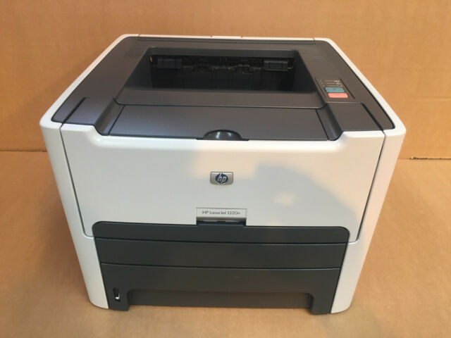 hp laserjet 1320n workgroup laser printer ebay rh ebay co uk