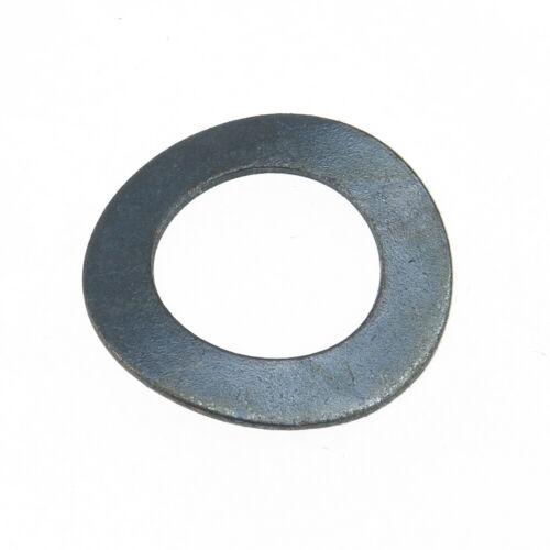 Federscheiben ehemals DIN 137 Federstahl mechanisch verzinkt Form A