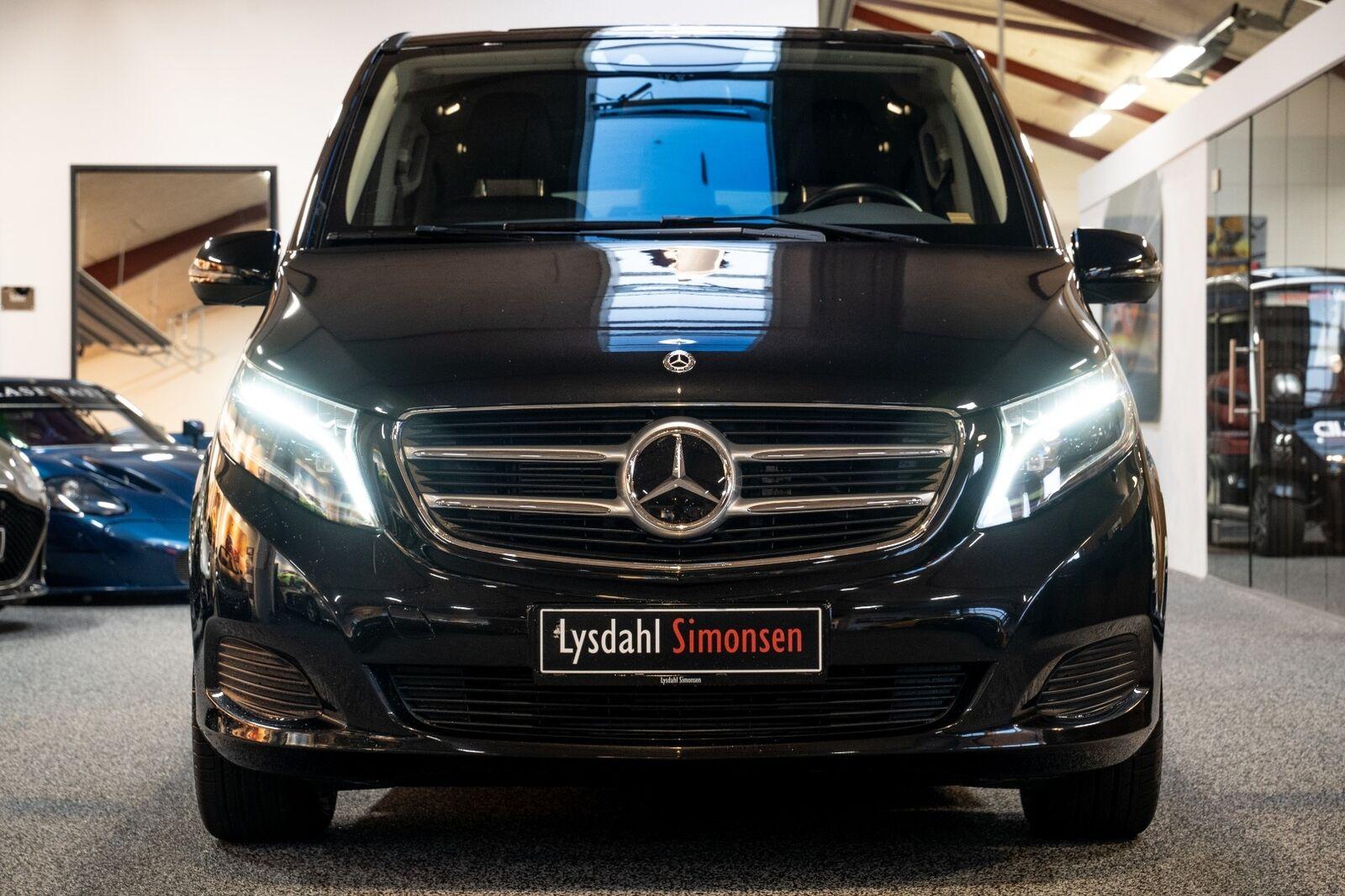 Mercedes V250 d 2,2 Avantgarde aut. ekstra lang - 3.928 kr.