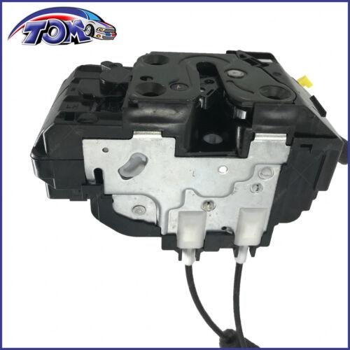 Door Lock Actuator Motor Front Left For 05-07 Infiniti QX56,Nissan Titan,937-232