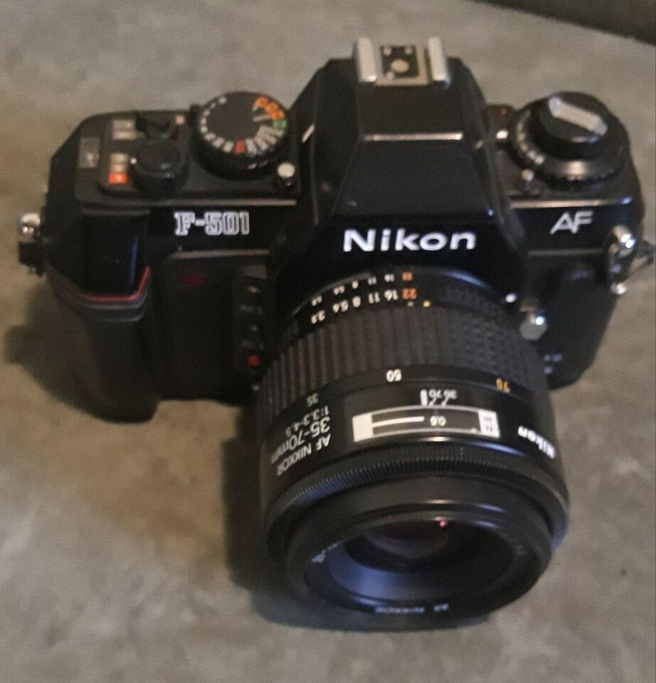 Nikon Nikon F-501, God