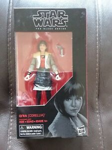 Star Wars The Black Series Solo Qi/'Ra 6-Inch Figure New in stock Corellia