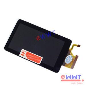Ersatzdisplay mit Hintergrundbeleuchtung für Sony DSLR LCD Bildschirm